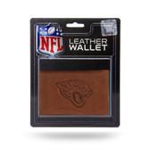 Jacksonville Jaguars  Leather Trifold Wallet