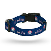 Texas Rangers - TX Pet Collar - Medium
