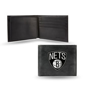 Brooklyn Nets Embroidered Billfold