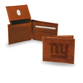 New York Giants Embossed Billfold