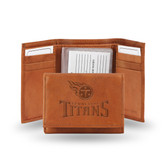 Tennessee Titans Embossed Trifold