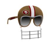 San Francisco 49ers Novelty Sunglasses