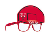 Chicago Bulls Novelty Sunglasses