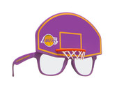 Los Angeles Lakers Novelty Sunglasses