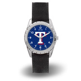 Texas Rangers Sparo Nickel Watch