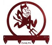 Arizona State Sun Devils Key Chain Holder Hanger
