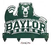 Baylor Bears Key Chain Holder Hanger