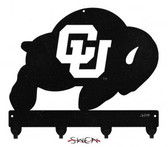 Colorado Buffaloes Key Chain Holder Hanger