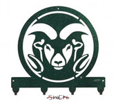 Colorado State Rams Key Chain Holder Hanger