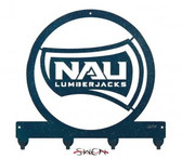 Northern Arizona Lumberjacks Key Chain Holder Hanger