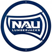 Northern Arizona Lumberjacks 24 Inch Scenic Art Wall Design