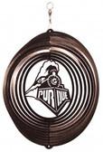 Purdue Boilermakers Circle Swirly Metal Wind Spinner