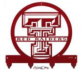 Texas Tech Red Raiders Key Chain Holder Hanger