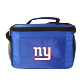 New York Giants Kolder Kooler Bag 6 Pack Blue