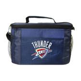 Oklahoma City Thunder Kolder Kooler Bag 6 Pack Blue