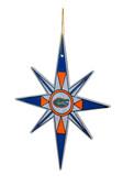 Florida Gators Snowflake Ornament