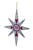 Texas A&M Aggies Snowflake Ornament