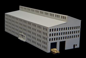 Stalingrad Factory (Acrylic) - 285ACR029