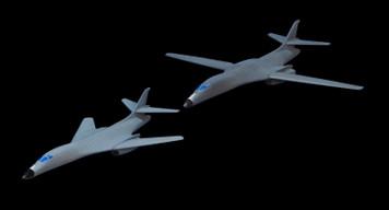 B1-B Lancer Bomber - 285AIR003