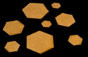 "3"" (76mm) Hex Base (MDF)"