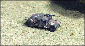 M1025 HMMWV (5/pk) - N63