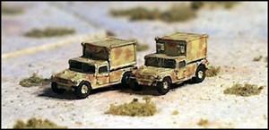 M1037 HMMWV S250 and 250E (3/2 /pk) - N80