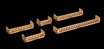 Balconies, 5 Per Kit - 15MMEV018
