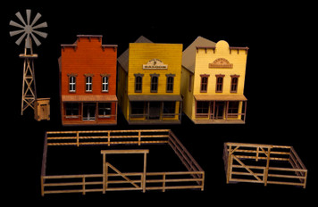 Corral Fences and Gates - 15MWEST020