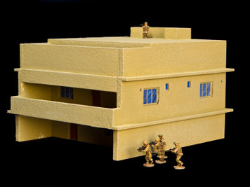 Osama Bin Laden's Home - 20MMDF150