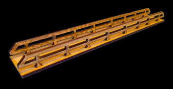 """Pedestrian Bridge, 15"""" - 28MTW042-2"""