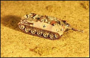 Jagdpanzer-Kanone - N44