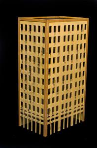 City Building (MDF) - 10MMDF022