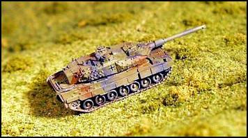 LEOPARD II A6 Newest version of German MBT - N124