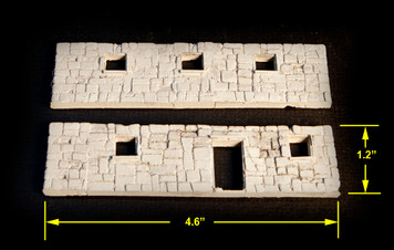 One Story Walls, Long - 20MBMC005