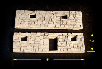 One Story Walls, Medium - 20MBMC004