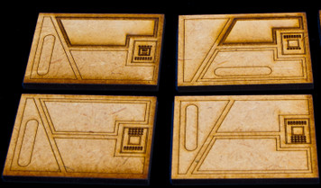 Wall Details (14 Pcs) - SPACE221