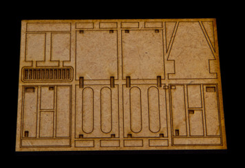 Wall Details (14 Pcs) - SPACE222