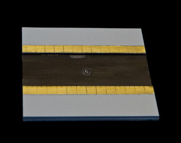 Straight Road Section Tile - EPICTILE001