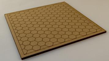 City Tile, (MDF) - EPICTILE007-4