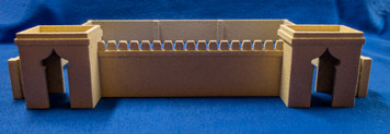 15mm Temple Walls (MDF) - 15MMDF160-2