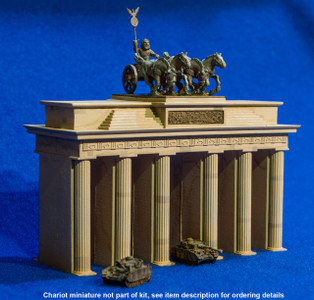 6mm Brandenburg Gate (Resin) - 285MEV071