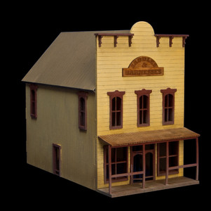 Old West Two Story Building - 28MWEST001