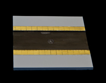 Straight Road Section Tile - 10MTILE001
