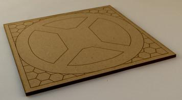 City Tile, (MDF) - 10MTILE007-2