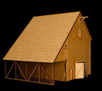 Livery Stable - 28MWEST013