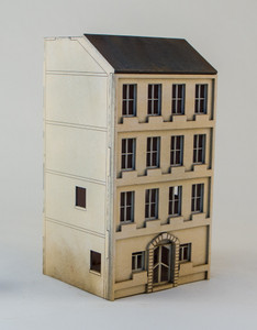 15mm European City Building (Matboard) - 15MCSS108