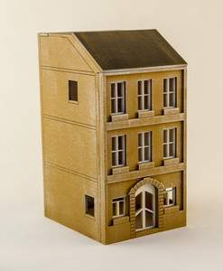15mm European City Building (Matboard) - 15MCSS113