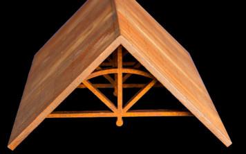 Ceiling Beams (8 per pack) - 28MWEST029