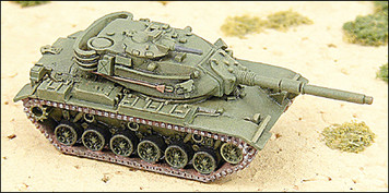M60A3 Main Battle Tank (5/pk) - N98