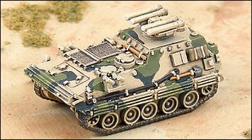 ZDF89 - Tracked ATGM vehicle - RC14